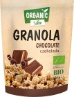 Sante Granola Organic z czekoladą