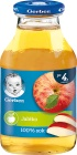 Gerber 100% sok jabłko