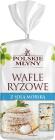 Polskie Młyny wafle ryżowe z solą