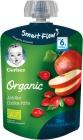 Gerber Organic Deserek jabłko,