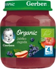 Gerber Organic Jabłko jagoda
