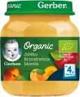Gerber Organic Jabłko brzoskwinia