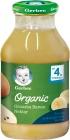Gerber Organic Nektar gruszka banan