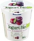 Bakoma Jogurt Bio ze śliwkami