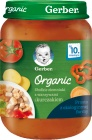 Gerber Organic Słodkie ziemniaczki