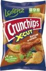 Crunchips X-Cut Chipsy o smaku