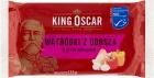 King Oscar wątróbki z dorsza w