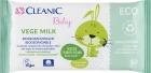 Cleanic Baby Vege Milk chusteczki