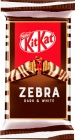 Nestle KitKat Zebra