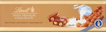 Lindt czekolada z orzechami