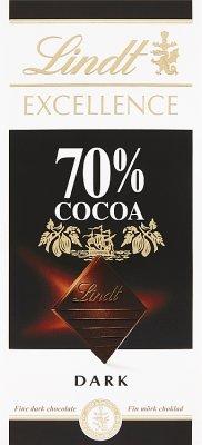 Lindt czekolada  gorzka 70%