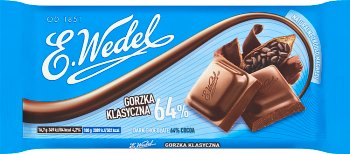 горького шоколада
