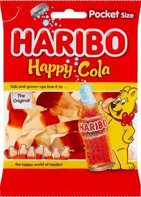 Haribo żelki 100g Happy cola