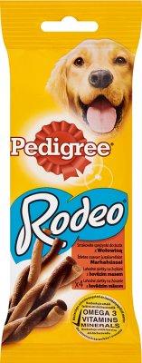 Pedigree Rodeo z wołowiną przysmak dla psów