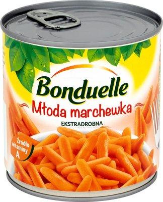 Bonduelle Młoda Marchewka Extra Drobna