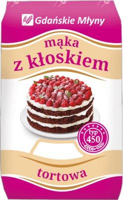 Gdańskie Młyny Mąka z kłoskiem tortowa