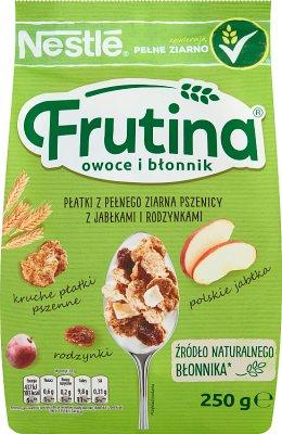 Nestle frutina owocowe płatki śniadaniowe