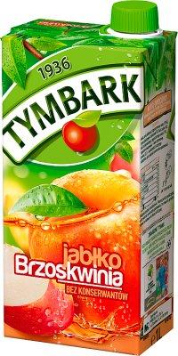 Tymbark napój jabłkowo-brzoskwiniowy