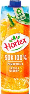фруктовый сок 100% оранжевый