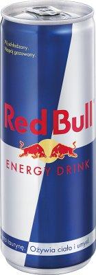 Red Bull napój energetyczny klasyczny