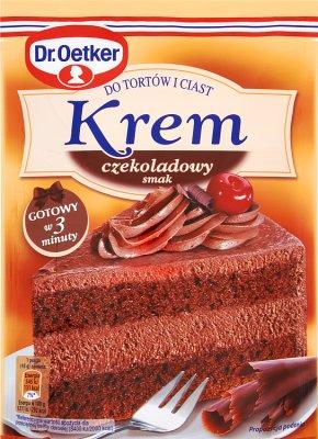 Dr.Oetker krem do tortów w proszku  czekoladowy