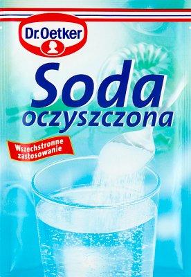 Доктор Oetker выпечки соды