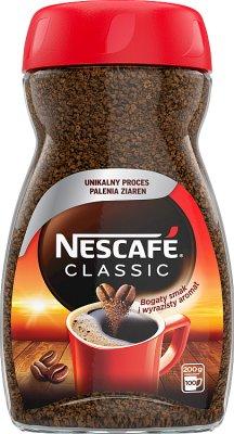 classique pot de café instantané