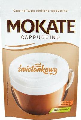 Mokate Cappuccino śmietankowe