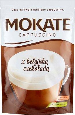 Mokate Cappuccino z belgijską czekoladą