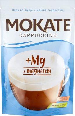 Mokate Cappuccino z magnezem
