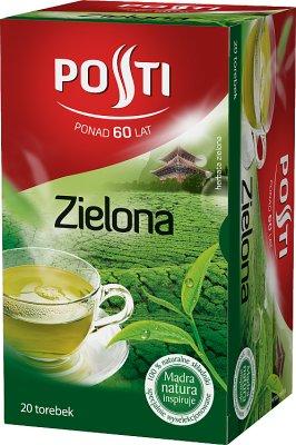 thé vert 20 sachets