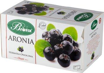 Bifix Classic Herbatka owocowa 25 torebek aronia