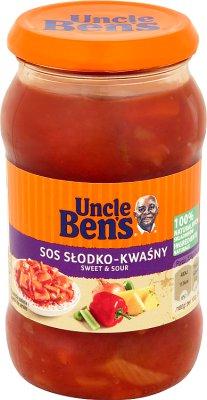 Uncle Ben's Sos słodko-kwaśny