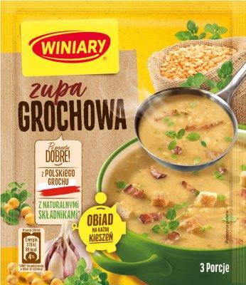 Winiary zupa w proszku grochowa