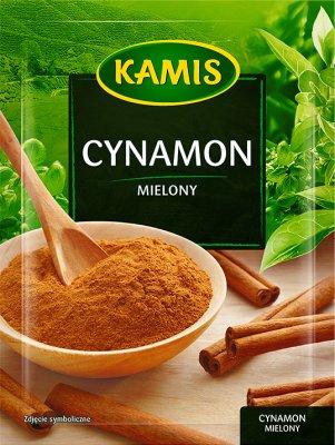 Kamis cynamon mielony
