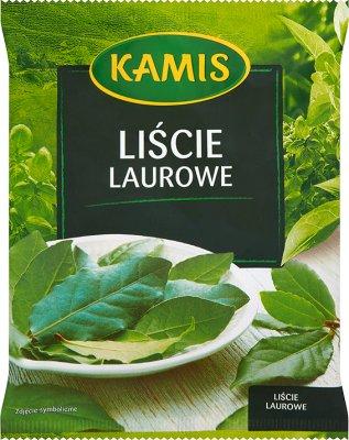 Kamis liście laurowe