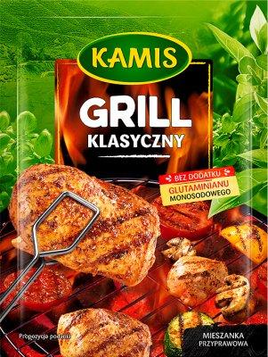 Kamis Grill przyprawa do mięs łagodna