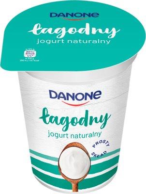 Danone jogurt naturalny bez cukru