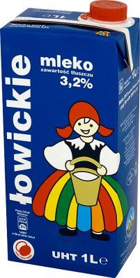 uht milk 3.2 % fat