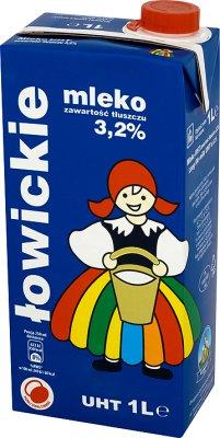 Łowickie mleko UHT 3.2% tłuszczu