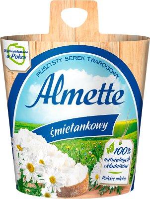 , Almette crème de la crème de fromage