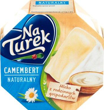 Turek Camembert ser pleśniowy naturalny