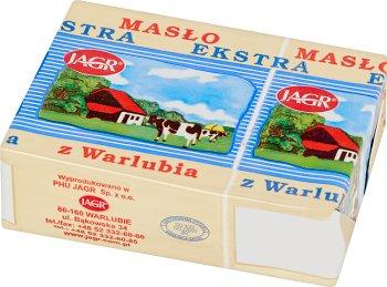 Jagr masło extra z Warlubia