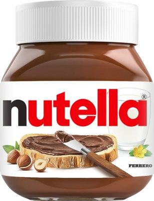 Nutella - Haselnuss-Creme
