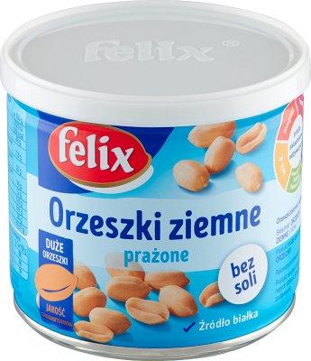 Felix orzeszki ziemne w puszce bez tłuszczu i soli