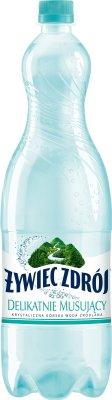 Żywioł od Żywiec Zdrój S.A. woda źródlana średnio gazowana