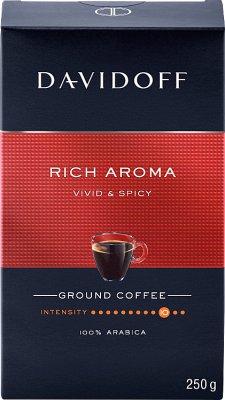 Davidoff Rich Aroma Kawa palona  mielona