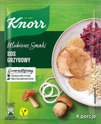 Knorr sos w proszku grzybowy 21g