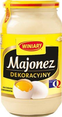 mayonesa mayonesa decorativo Winiary decorativo