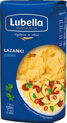 Lubella makaron Łazanki (Quadretti)